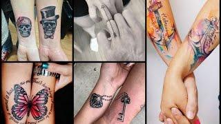 30 Best Couple Tattoo Ideas
