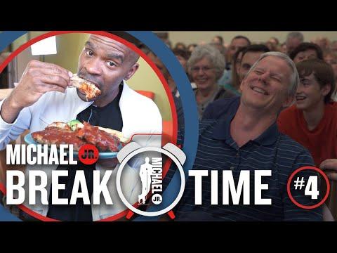 [#4] Teach Me Something | Break Time | Michael Jr.