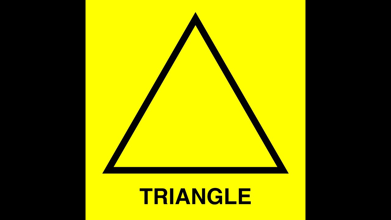 Triangle Song Video - YouTube