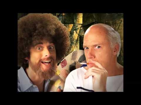 (INSTRUMENTAL) Bob Ross VS. Pablo Picasso - Epic Rap Battles of History
