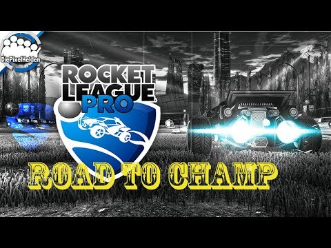 ROCKET LEAGUE PRO -  Road to Champ - Let's Play Together Rocket League thumbnail