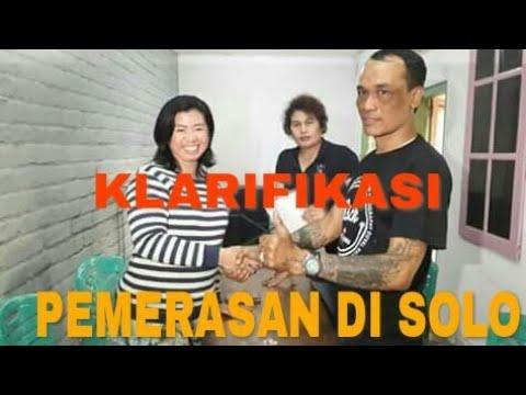 Iwan Walet Klarifikasi Pemerasan Preman Di Solo