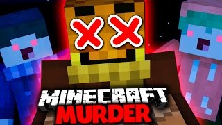 DER PALDADOBEY MÖRDER! ICH DARF NIEMANDEM VERTRAUEN ✪ Minecraft MURDER