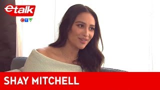 New mom @Shay Mitchell plans to keep sharing 'the good, bad and not so great' | etalk