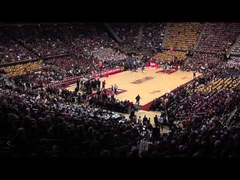 Видео: Один из крупнейших флэшмобов в истории. США, штат Мэрилэнд. 2013г