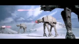 Звездные Войны Эпизод V: Империя наносит ответный удар - Современный трейлер (720р60)