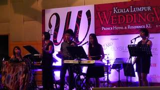 Fusion Band for English Pop Song by Regal Orchestra Malaysia