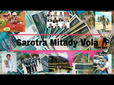 RD- Sarotra mitady Vola(nouveauté gasy 2019)