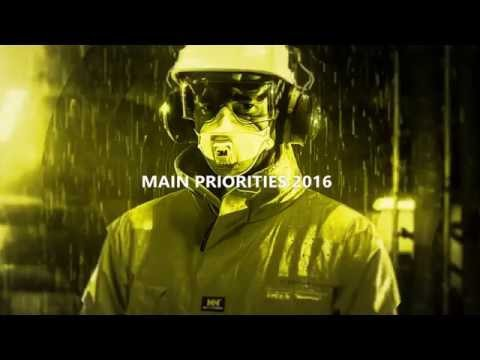 Main priorities 2016 - Petroleum Safety Authority Norway