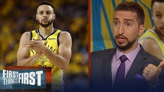 Steph Curry would be in an elite club with Finals MVP win - Nick Wright | NBA | FIRST THINGS FIRST