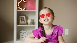 LOVE AS EXPLAINED BY A 4-YEAR-OLD
