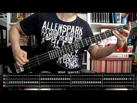 COCK SPARRER - England Belongs To Me (bass Cover W/ Tabs)