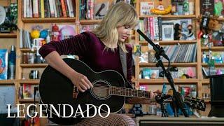 Taylor Swift - Death By A Thousand Cuts (Performance Legendada - Live)