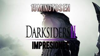 Darksiders 2 PC | Primeras impresiones, primeros 15 minutos Gameplay.