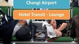 Changi Airport Hotel Singapore Terminal 1,2,3, Transit hotel in Changi International Airport