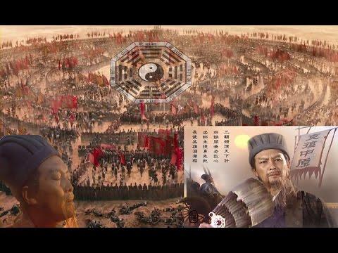 """Bí ẩn đáng sợ """" Bát Trận Đồ """" của Khổng Minh"""