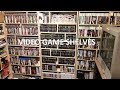 Video Game Shelves