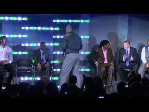 Dance-off: Delonte West  vs Glen Davis