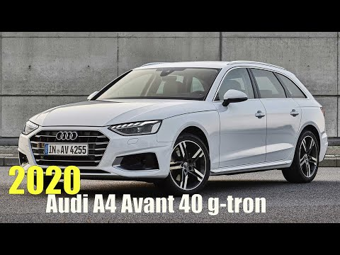 2020 Audi A4 Avant 40 g-tron