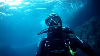 Plongée sous marine - Whirlpool