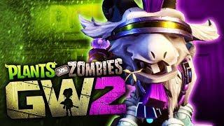 Plants vs. Zombies: GW 2 #53 - GOAT 3000!