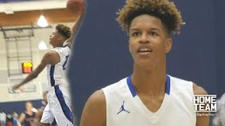 shaq s son 6 9 shareef o neal puts on a dunk fest 16 years old