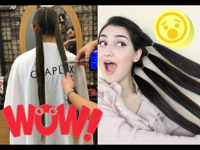 Cortes de Cabello extremo ✂ Extreme Haircut Compilation ✂ Hairstyle Part2