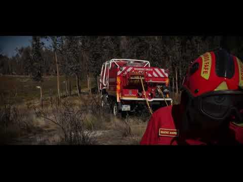 Vídeo de Natal dos Bombeiros Voluntários de Fafe.