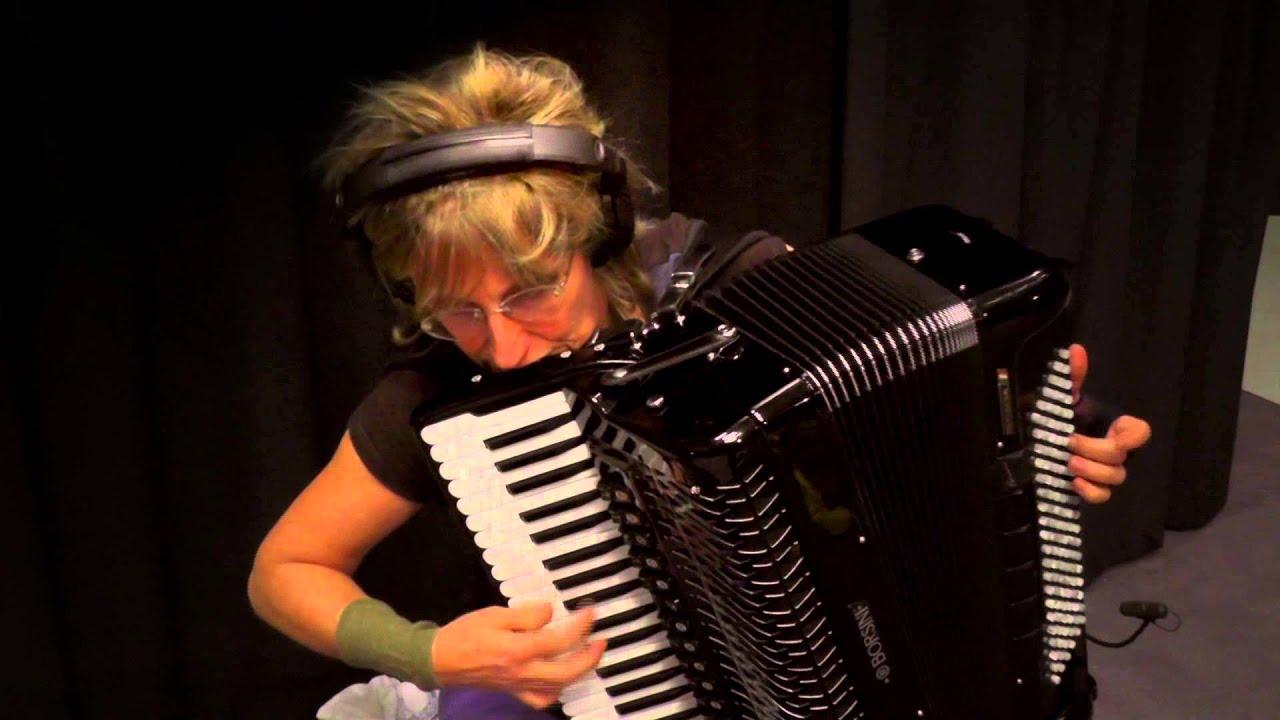 Mie Miki - Das Wohltemperierte Akkordeon