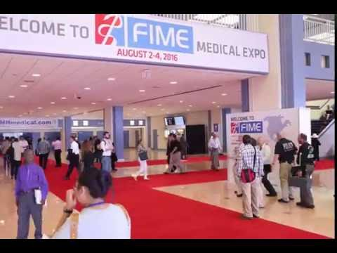 FIME Medical Expo 2016