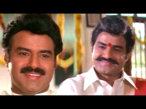 Kutumbam Annagari Kutumbam Full Video Song || Peddannayya Movie || Balakrishna, Indraja, Roja