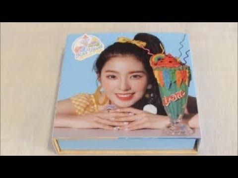 (Unboxing) Red Velvet 6th Mini Album Summer Magic (Irene Limited Ver)