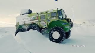 «Следующая остановка - Северный полюс», фильм Алексея Камерзанова, часть 3