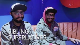 Sibling Superlatives: The Lucas Brothers thumbnail