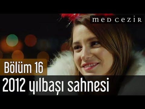 Medcezir 16.Bölüm 2012 Yılbaşı Sahnesi