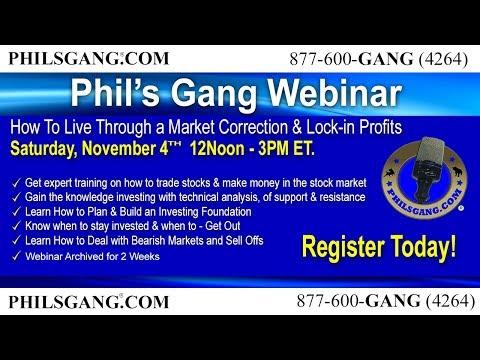 Phil's Gang Radio Show 10/23/17