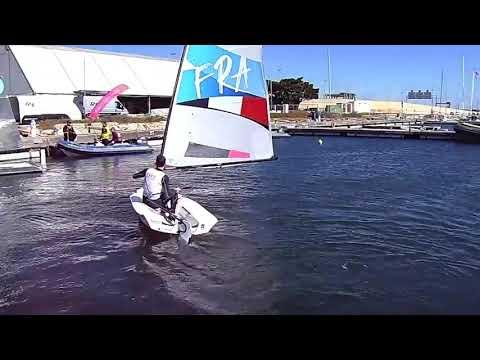 World Sailing Olympic Trials at RCN Valencia - day 3