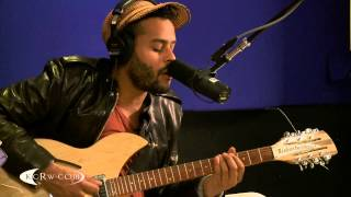 """Twin Shadow performing """"Golden Light"""" live on KCRW"""