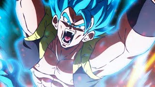 Gogeta Blue's Movie Heroes VS NEW Boss Rush 7 UI Goku & More | Dragon Ball Z Dokkan Battle