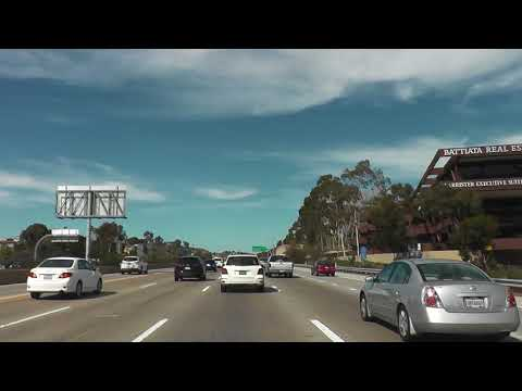 San Diego Clairemont Mesa Blvd~HWY805~HWY5~La Costa Ave 20180217