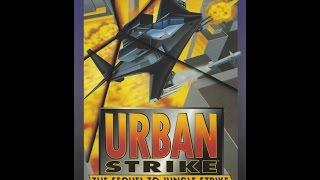 Urban Strike Прохождение (Sega Rus)