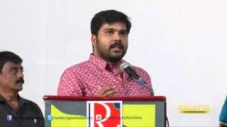 Director Karthik G Krish On Kappal   Galatta Tamil