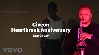 Giveon - Heartbreak Anniversary | Sax Cover