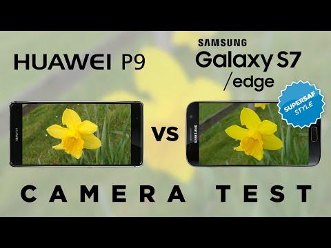 Huawei P9 vs Samsung Galaxy S7 Camera Test Comparison