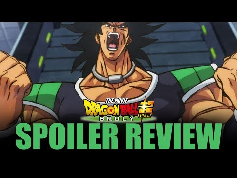 My Honest Broly Movie Review
