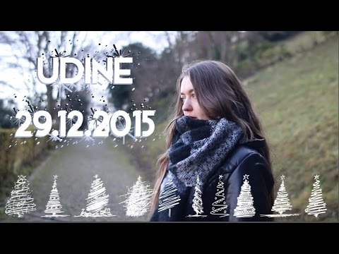 Udine / Удине VLOG / Фриули-Венеция Джулия, Италия 2015