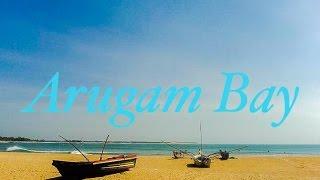 Arugam Bay srilanka 2017 Gopro