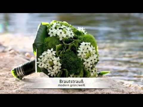 Hochzeit Blumen Dekoration  YouTube