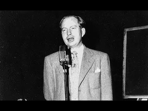 Hubbard on religion BEFORE Scientology was a 'church'