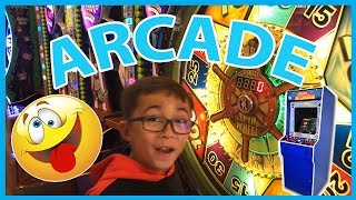 Fun at the Arcade | Toronto Canada